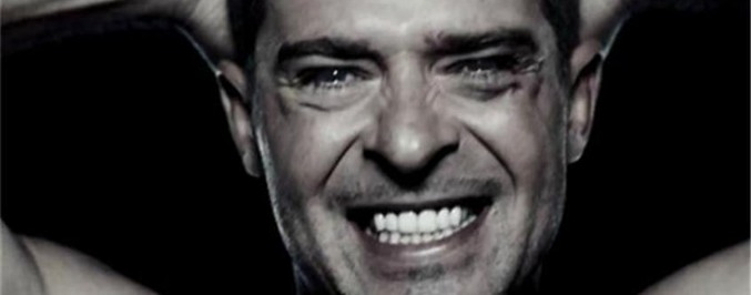 Robin Thicke's New Album Is a Catastrophic Failure