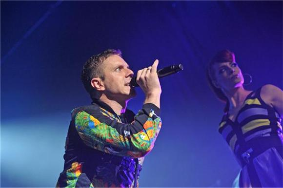 Scissor Sisters Bring The Magic To Terminal 5