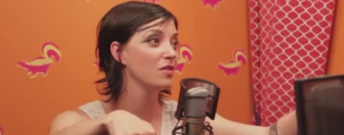 Sharon Van Etten Throws Shade and Shines on Funny Or Die Podcast