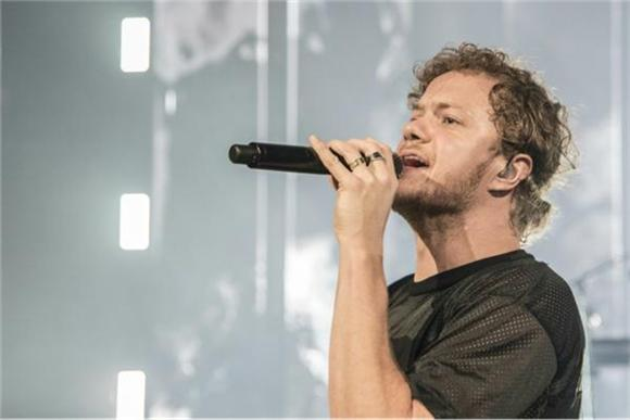 The Front Row: Imagine Dragons at the Verizon Center