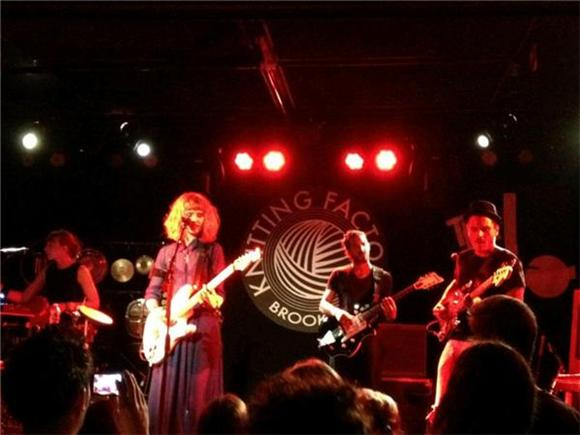 The Do Tear Down the Knitting Factory and Rebuild It Again, In 90 Minutes or Less