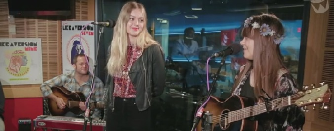 First Aid Kit Knock Jack White's 'Love Interruption' Outta the Park