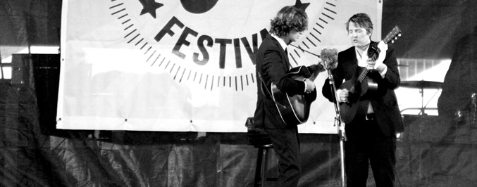 Pleasant Meets The Profound At Newport Folk Festival