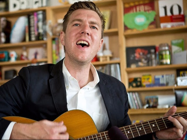 Listen to Hamilton Leithauser's Cover Of Talking Heads' 'Road To Nowhere'