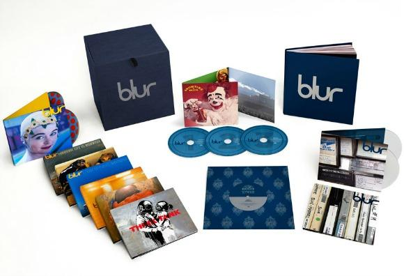 Win A Very Large Portion of Blur's '21' Boxset