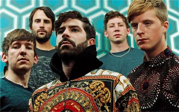 Foals Drop Visually Stimulating New Lyric Video