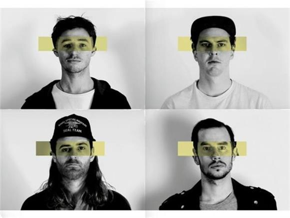 BAEBLE FIRST PLAY: Them Bruins Bring the Sweaty Adrenaline on 'Barrenlands'