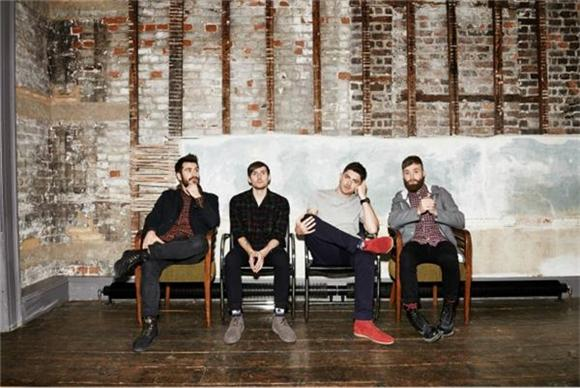 Twin Atlantic Premiere Live Studio Cruncher
