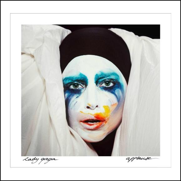 Lady Gaga Shares 'Applause' and a State Of Emergency