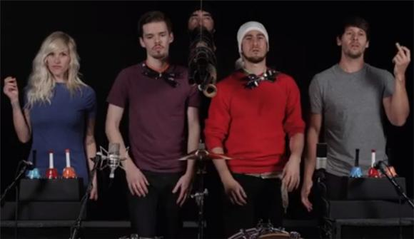 Walk Off the Earth Covers Lorde's 'Royals'