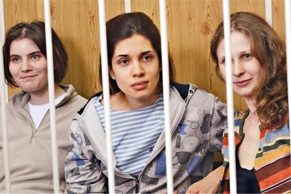 Pussy Riot Sentenced to Two Years in Prison, and Around the World of Banned Musicians