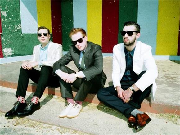 THROWBACK THURSDAY: Two Door Cinema Club at Rockwood Music Hall