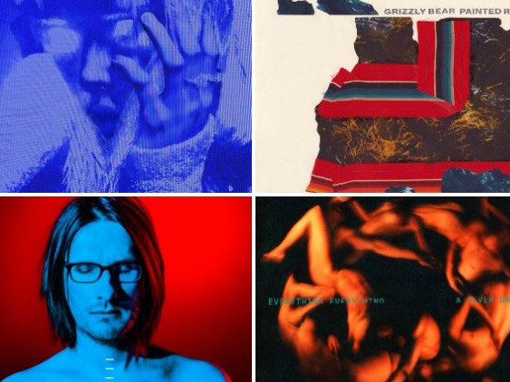 SPEED ROUND: 5 Albums Out Now That You Should Spin