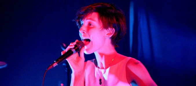 Now Playing: Polica's Mystical Soundcheck Session
