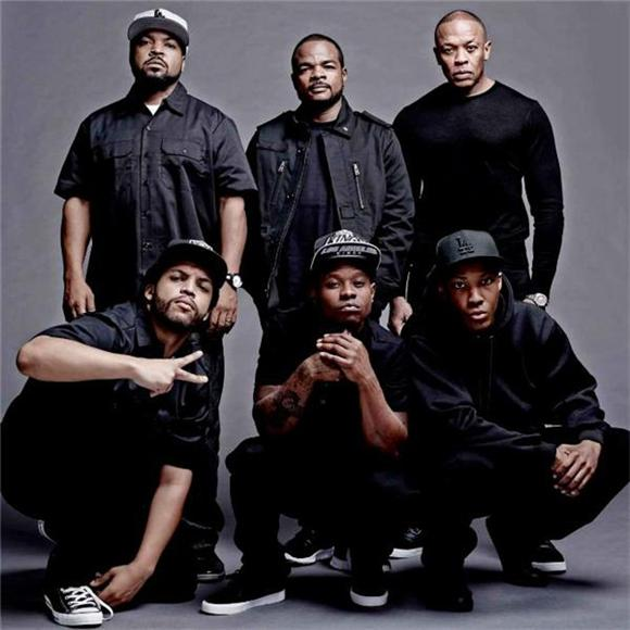 B Sides: Straight Outta Compton