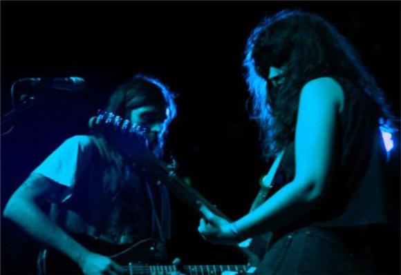 NOW PLAYING: Widowspeak's Enchanting Evening In Brooklyn