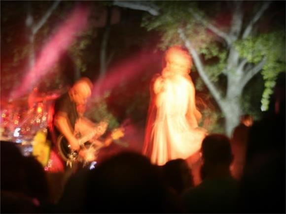 Garbage and Kristin Kontrol Own The Night at NYC SummerStage