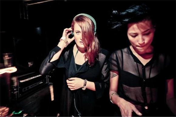 You'll Seriously Dig New Band 'Icona Pop,'  But They're Too Cool To Really Care