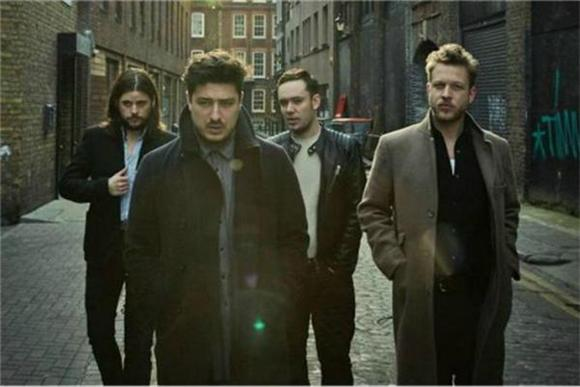 Mumford And Sons Find Their Inner Boy Band On Jimmy Kimmel