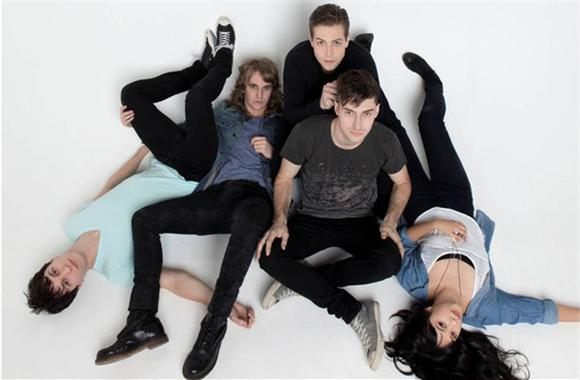 New Music Video: The Naked and Famous