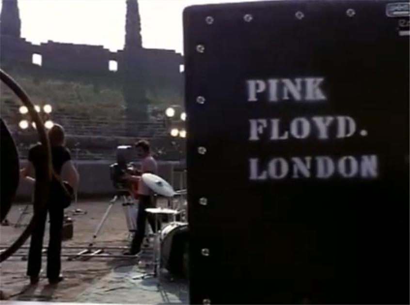 Pink Floyd One Of These Days Live In Pompejii