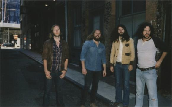 Premiere: The Sheepdogs' Retro-Wrapped 'Alright OK'
