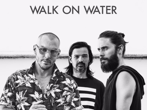 Thirty Seconds To Mars Return With New Single Walk On Water