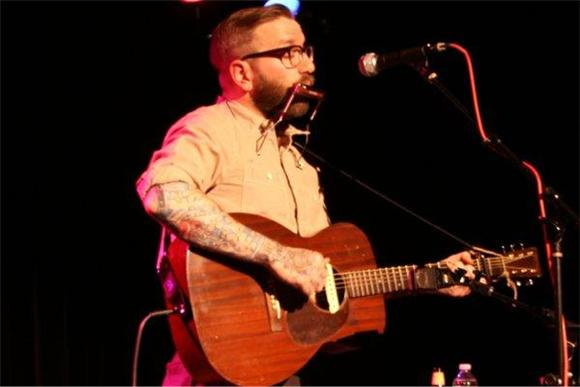 Now Playing: City and Colour