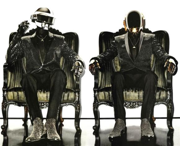 Daft Punk Pulls 100 Million Plays On Spotify