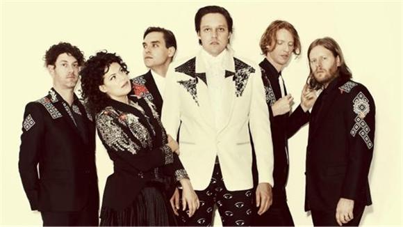Dracula David Byrne With Arcade Fire... Why Not