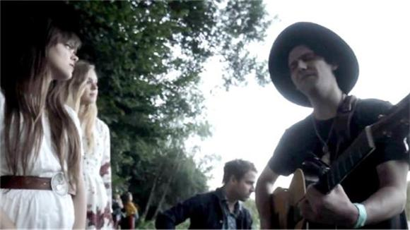 Conor Oberst, Taylor Goldsmith, and First Aid Kit Turn In A Super Session