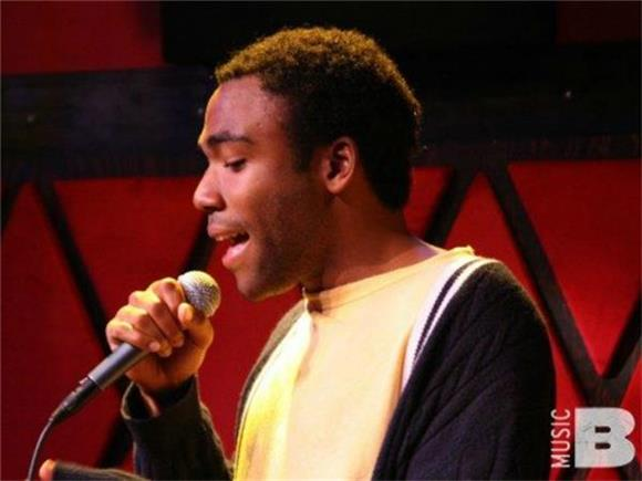 THROWBACK THURSDAY: Childish Gambino at Rockwood Music Hall