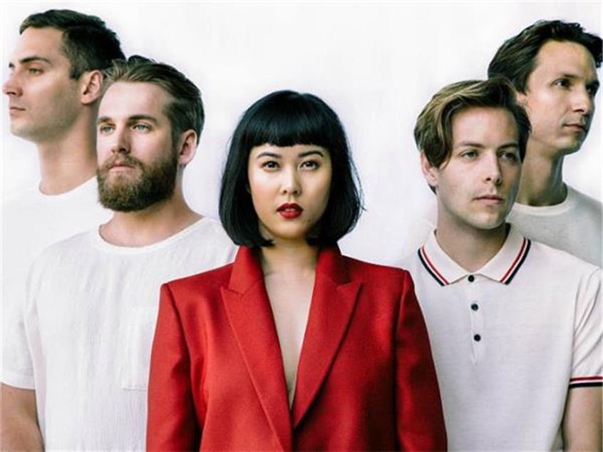 SONG OF THE DAY: 'Laid Low' by The Naked and Famous