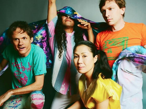 Deerhoof Releases 'Mountain Moves' Two Weeks Early For a Great Cause