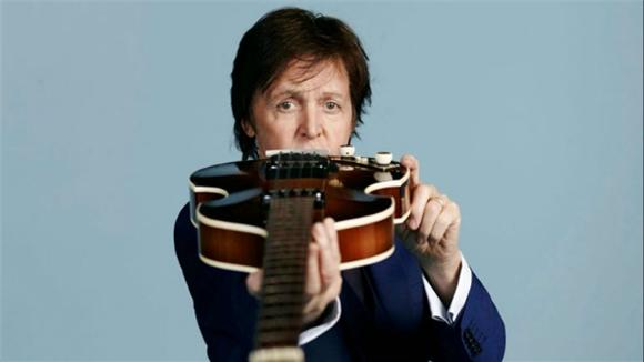 What Paul McCartney Doesn't Know About His 'New' Album's Title