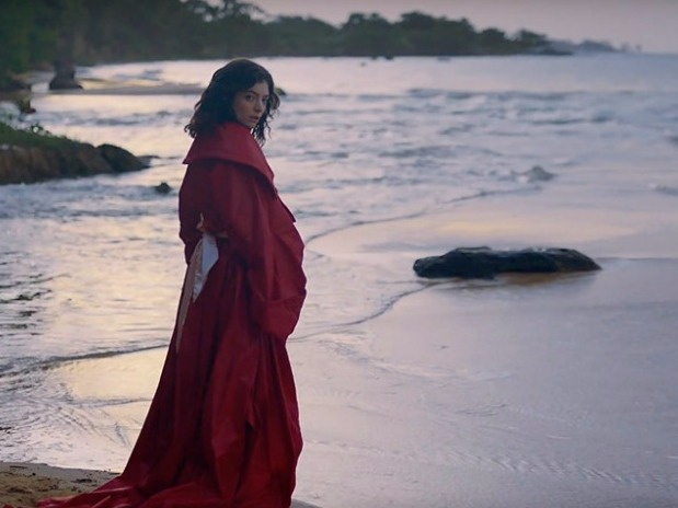 Get lost with Lorde in music video for