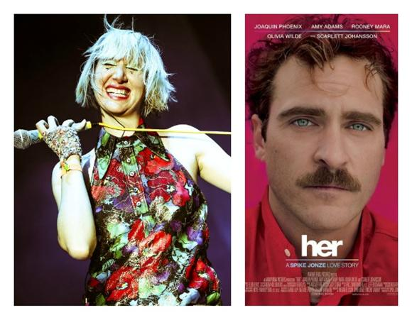 Karen O Contributes Song to Spike Jonze's 'Her' Soundtrack