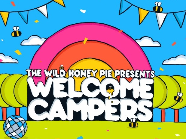 Overcoats Wants You To Go To The Wild Honey Pie's 5th Annual Welcome Campers