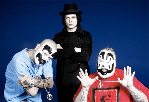 Jack White Teams Up With Insane Clown Posse