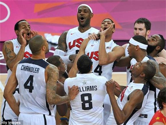 A Ballin' Playlist For All of the Players at This Year's Olympics
