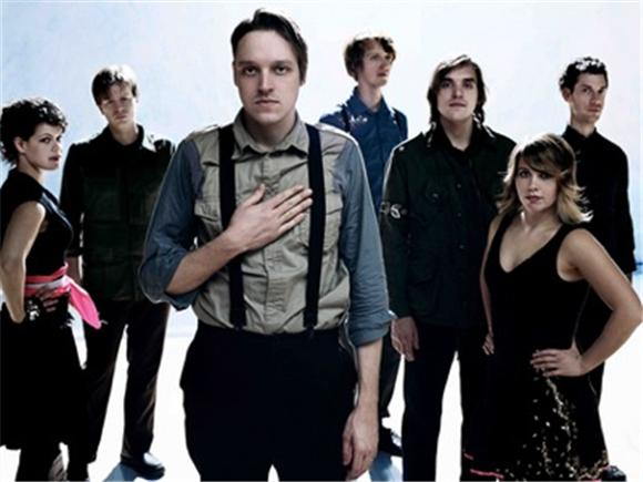 old school of the day: arcade fire