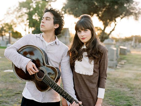 Announcing: The She and Him Holiday Album