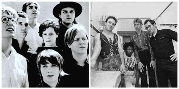 Watch Arcade Fire Cover Dead Kennedys