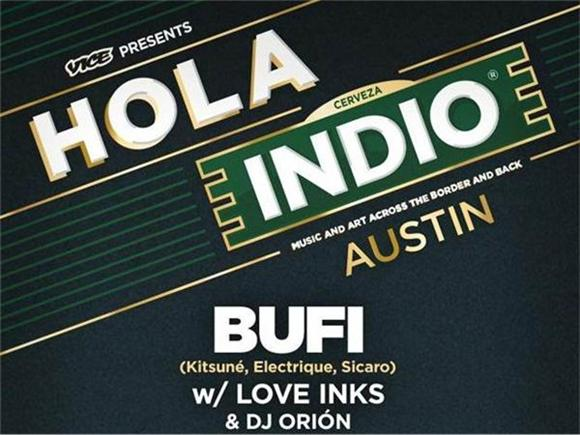 Vice and Indio's 'Hola Indio' Tour: 'Cause Brands Can Be Hip, Too