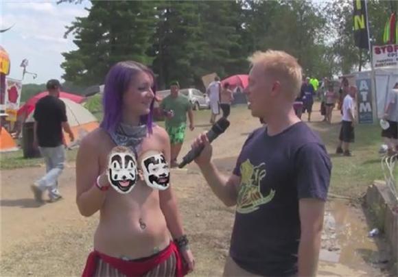 Talking Family, Magnets, and Meth at The Gathering of the Juggalos