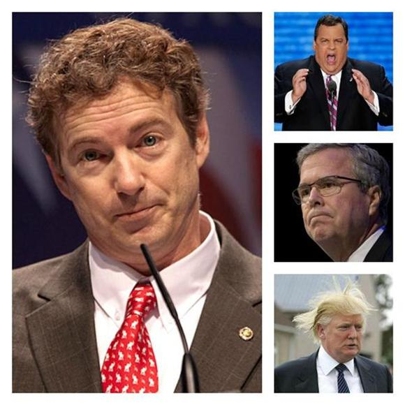 Let's Get Ready to Rumble: The 2016 GOP Presidential Field's Fantasy Entrance Music