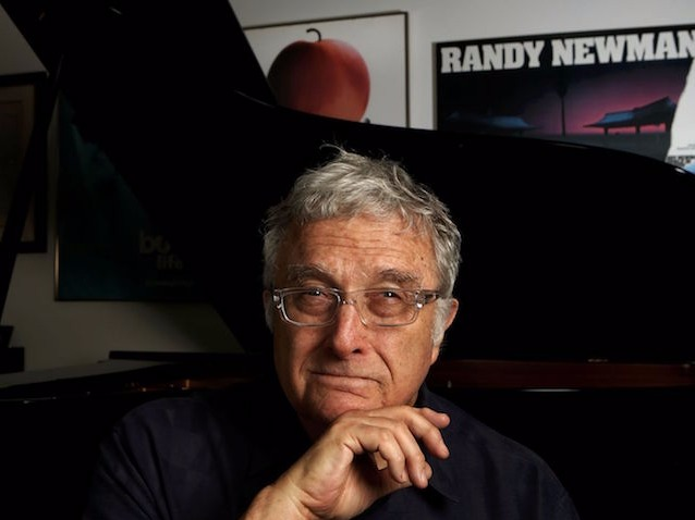 Randy Newman's 'Dark Matter' Is Scenes And Satire Sprinkled With Heart