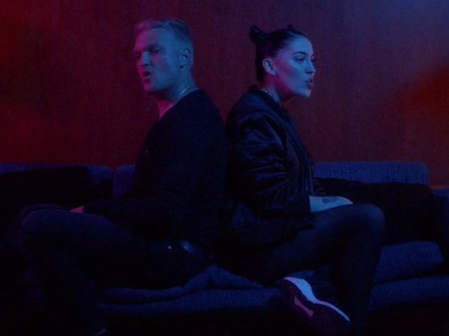 Cold War Kids And Bishop Briggs Drop A Murderous Video For 'So Tied Up'
