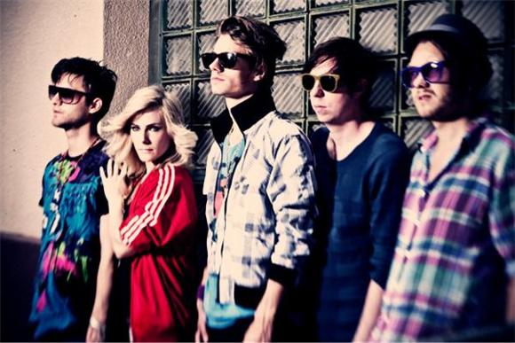 Video Interview:  The Sounds