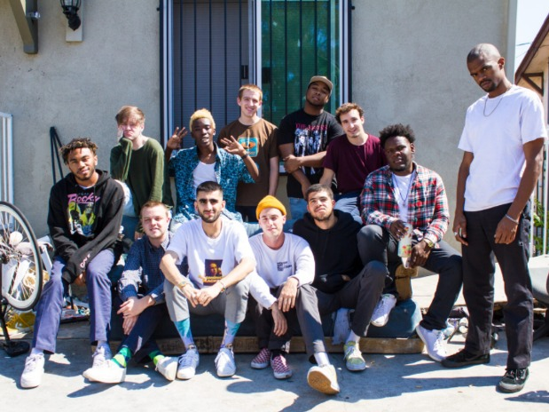 Brockhampton's Road to Redefining Boy Band Culture